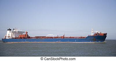 hajó, 3, rakomány