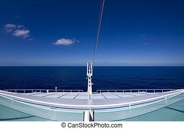 hajó cruise, komoly