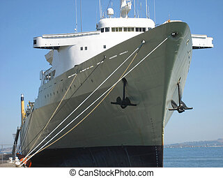 hajó, kereskedelmi
