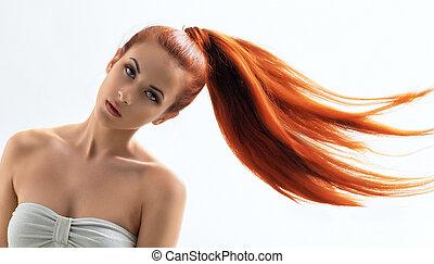 haj, szépség