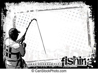 halászat, háttér