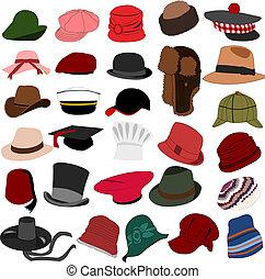 halmok, kalapok, állhatatos, 04