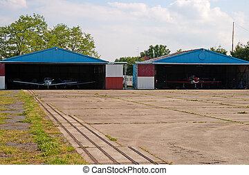 hangár