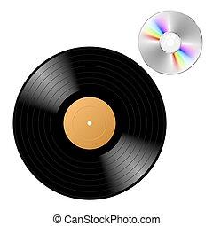 hanglemez, vinyl, cd