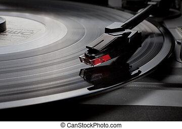 hanglemez, vinyl, játékos