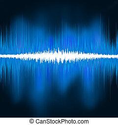 hangzik, rezgő, light., eps, lenget, 8, parázslás