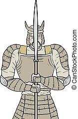 harcos, szamuráj