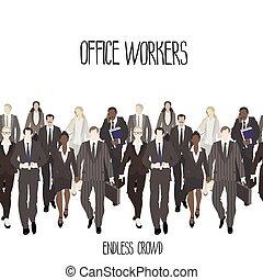 hatalmas, munkás, tolong, hivatal