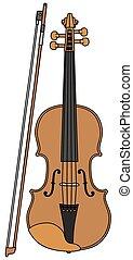hegedű, klasszikus