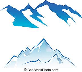 hegy, állhatatos