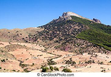 hegy, andalucia
