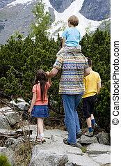 hegy, család
