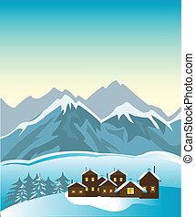 hegy község