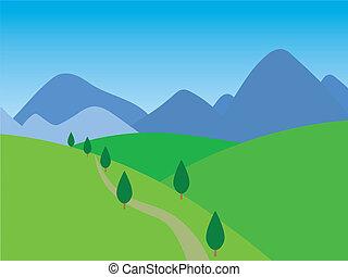 hegy parkosít
