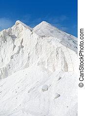 hegyek, só