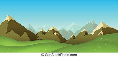 hegylánc