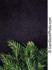 hely, tábla, fa, köszönés, elágazik, másol, karácsony