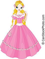 hercegnő, fairytale