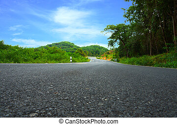hills., kanyargós út