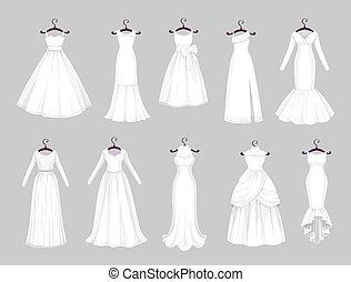 hirdetmények, házasság, esküvő, white ruha, öltözék