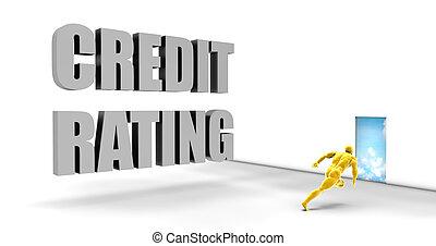 hitel, értékelés