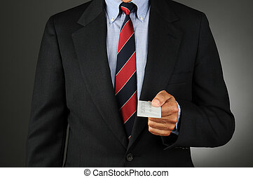 hitel, birtok, kártya, businesman