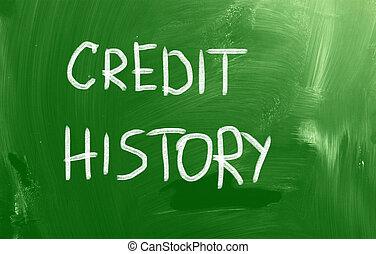 hitel, fogalom, történelem