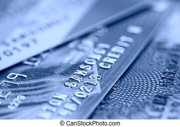 hitel kártya, kazal