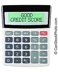 hitel, számológép, jó, bemetsz