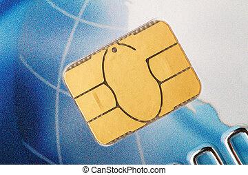 hitel, szilánk, kártya, makro