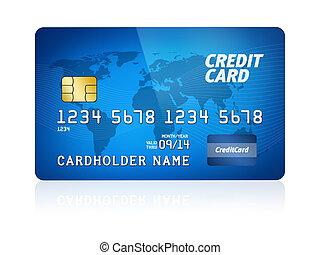 hitelkártya, elszigetelt