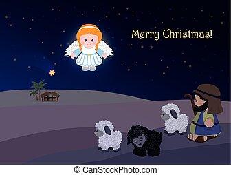 horoszkóp, karácsony, ünnep, színhely, vidám