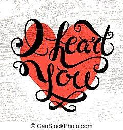 """""""i, szív, romantikus, you"""", árajánlatot tesz"""