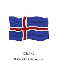 iceland lobogó