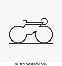 icon., bicikli, minimalistic