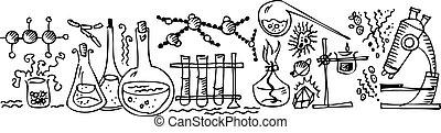 iii, tudományos, labor