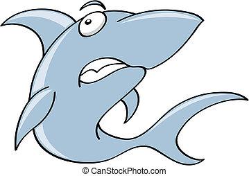 ijedős, cápa