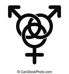 ikon, család, homoszexuális