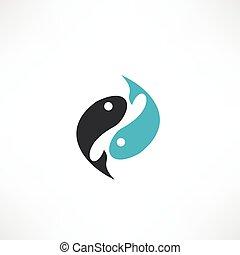 ikon, fish