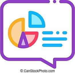 ikon, infographic, áttekintés, ábra, vektor