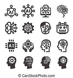 ikon, mesterséges intelligencia