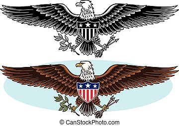 ikon, sas, amerikai