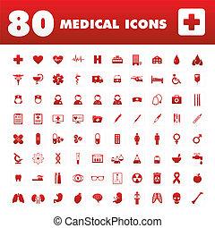 ikonok, 80, orvosi
