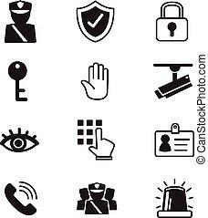 ikonok, biztonság