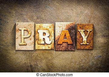 imádkozik, megkorbácsol, téma, fogalom, másológép