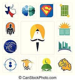 indiai felekezet, állhatatos, ikonok, fotográfia, izbogis, quran, contruction, rendes, vasárnap, fényképezőgép, búbos banka, állóképesség, tiger