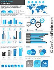 infographic, részletez