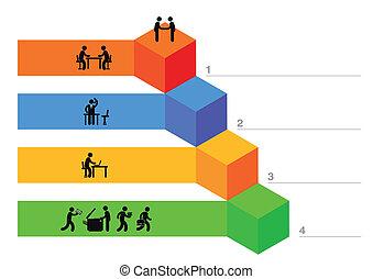 információs anyag, grafikus