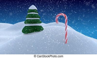 intro, karácsony, vidám