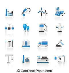 iparág, ügy icons